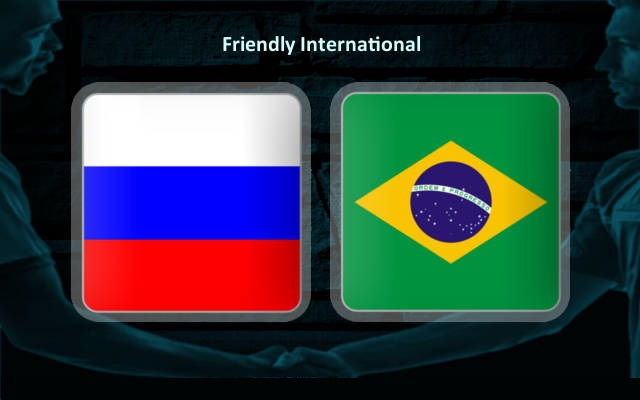 Russia vs Brazil Full Match And Highlights
