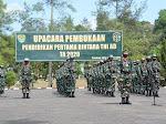 174 Siswa Ikuti Pendidikan Pertama Bintara TNI AD tahun 2020