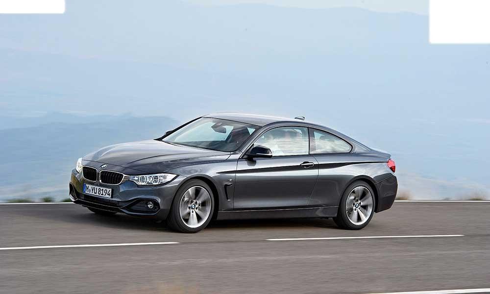 BMW 418i 2017
