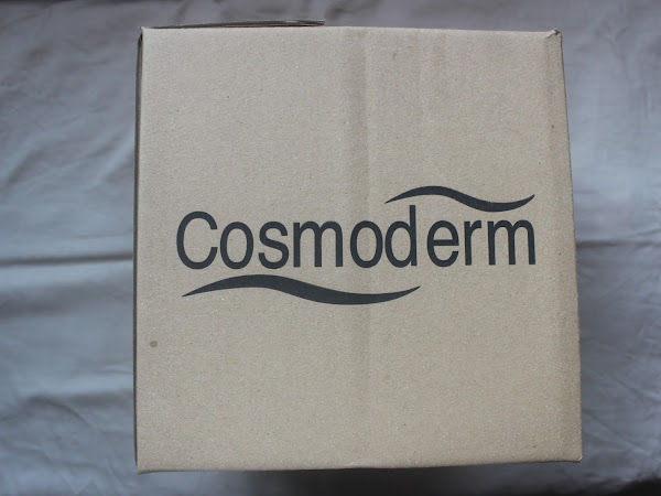 Entry FlashBack : Cosmoderm Shining up My Day!