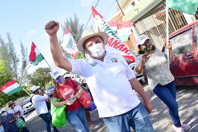 """Pedimos un alto al incremento de las tarifas de luz eléctrica:""""Panchito"""" Torres"""