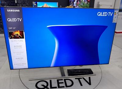 Samsung Q8F QLED 65 inch TV