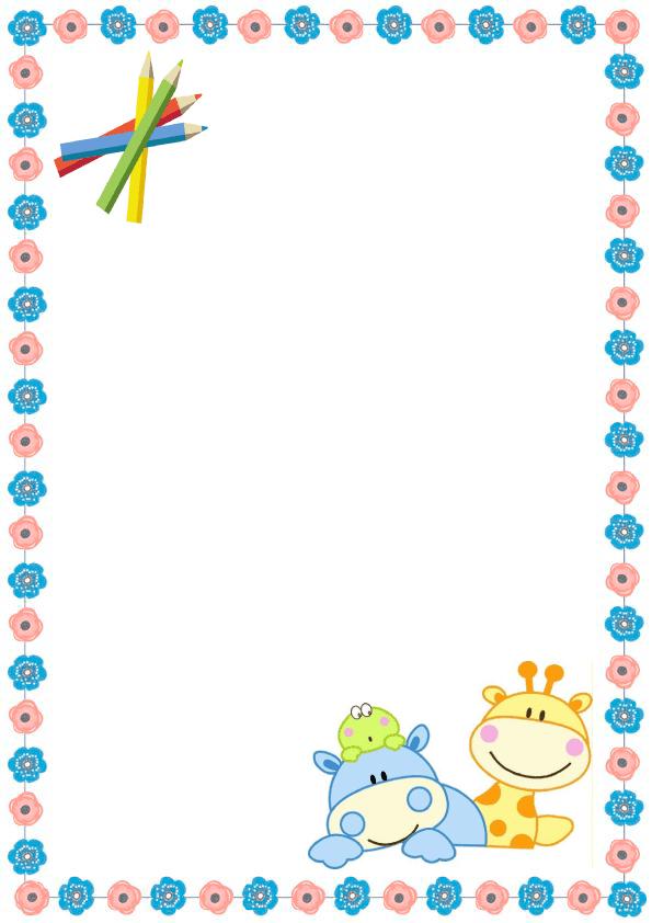 Caratulas de cuadernos para niños y  niñas de inicial para peques