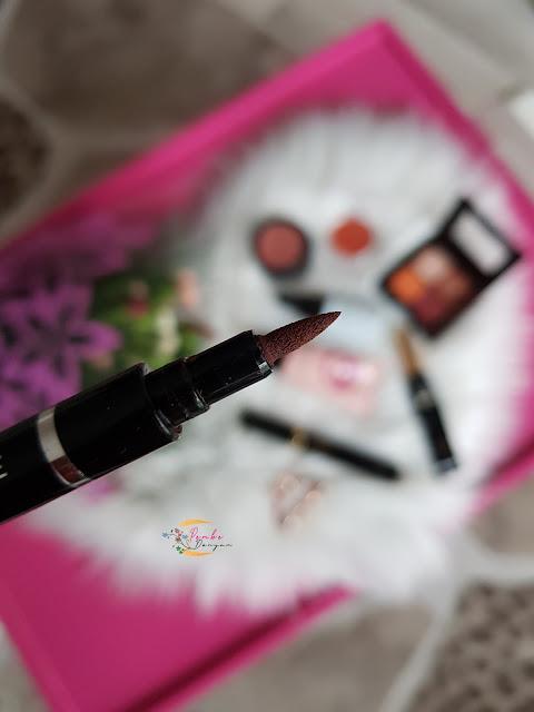 Oriflame kahverengi eyeliner