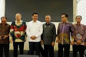 Sekda Ikut Rakor Pengembangan Karir SDM Aparatur 2018