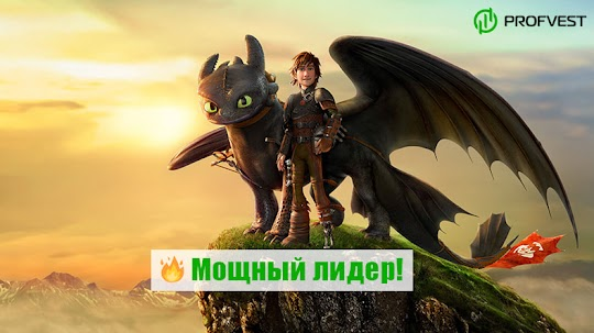 Лидеры: Рестарт Top-Dragons – 79,5% чистого профита за 6 дней работы!