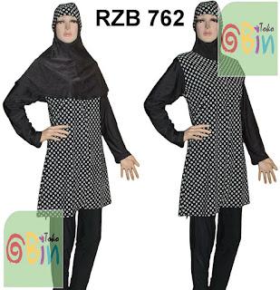 baju renang muslimah syri RZB 762