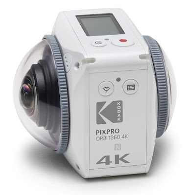 Kodak PixPro Orbit360 Firmware Download