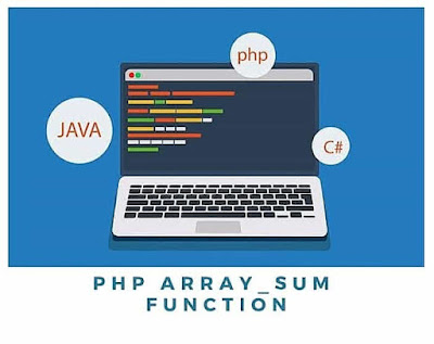 PHP array_sum() Function