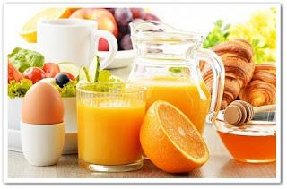 Оранжевая диета: минус 3 кг за 4 дня