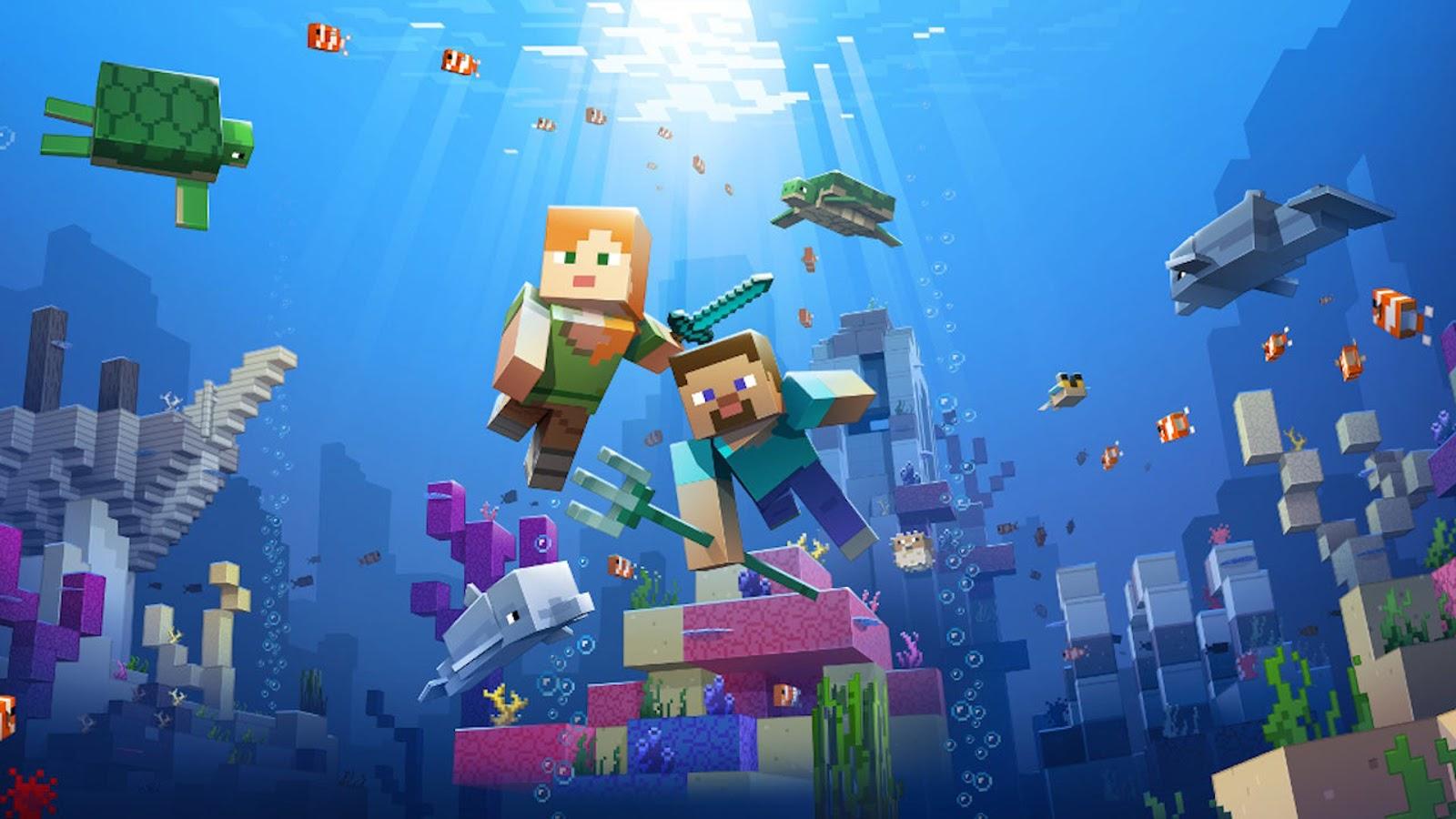 Minecraft Rilis Fitur 'Education Packs' Untuk Siswa Belajar di Rumah