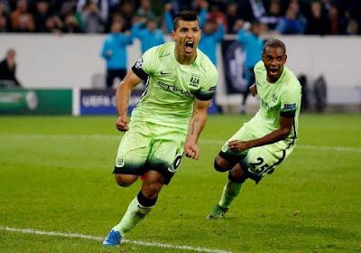 Man City sukses tekuk Borussia Mönchengladbach