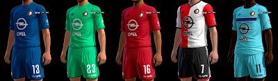 Feyenoord GDB 2016-2017