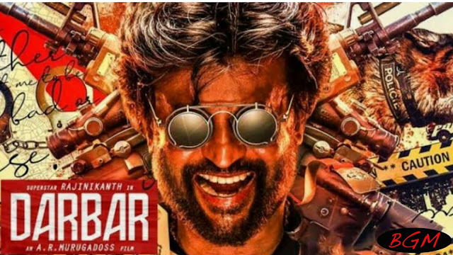 DARBAR vs Petta BGM Mix | Ringtone - Background Theme Music - MP3Download