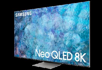 Linea de televisores Samsung 2021