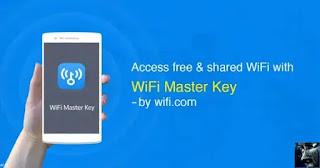 Hack WiFi Gratis Menggunakan Aplikasi Wifi Master Key