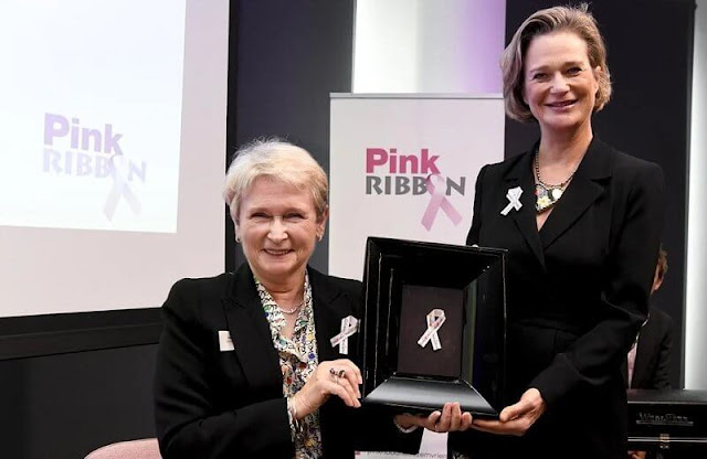 The Pink Ribbon is an international symbol of breast cancer awareness