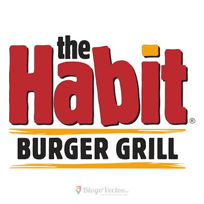 The Habit Burger Grill Logo Vector