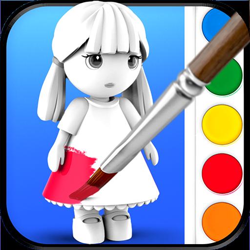 Color & Create Real 3D Art V3.11 Mod Apk