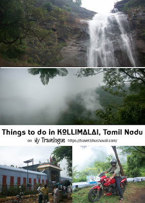 Kollimalai Waterfalls Places to see Pinterest