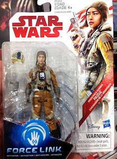 Hasbro Star Wars The Last Jedi Resistance Gunner Paige action figure 1