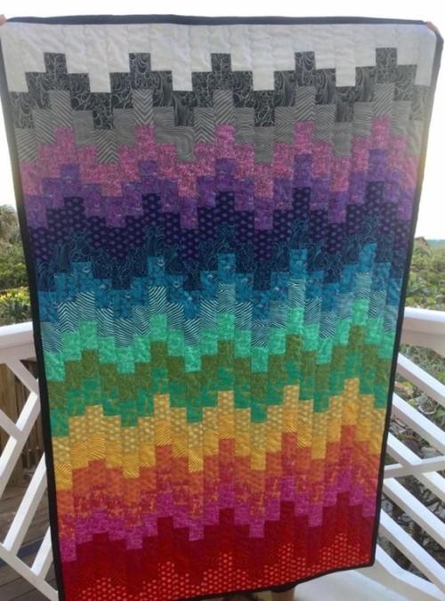 Sedimental Quilt - Free Pattern
