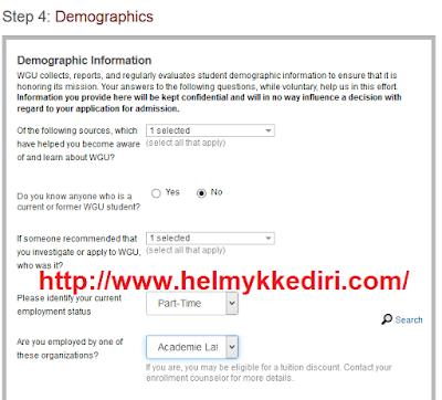 Mendaftar Email dot EDU diWGU Gratis