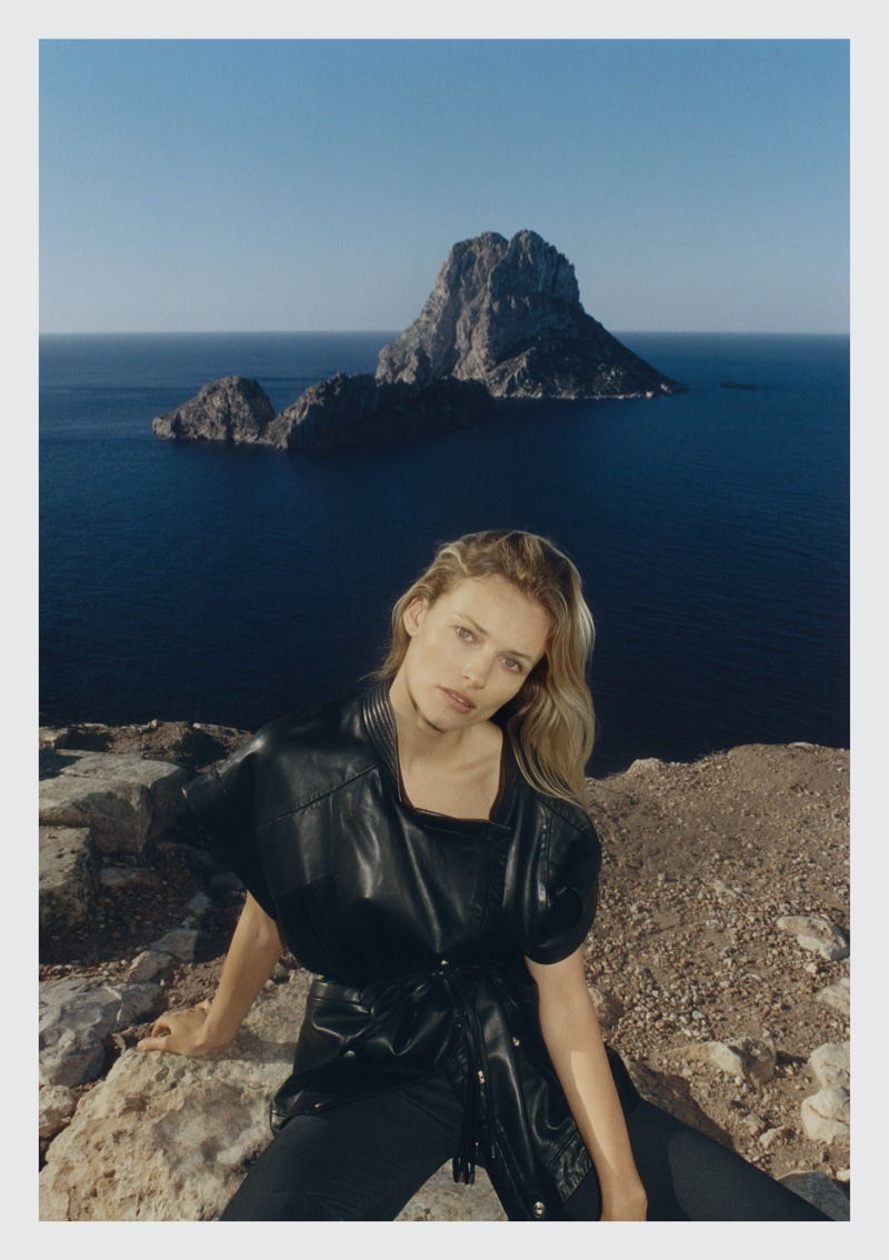 An image from IRO's spring 2021 advertising campaign.