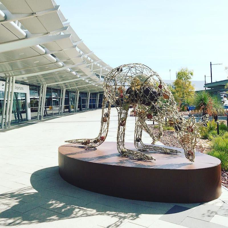 カンタス航空インターナショナルビジネス(パース国際空港) | 訪問メモ
