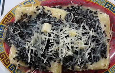 Kue pancong rawa belong