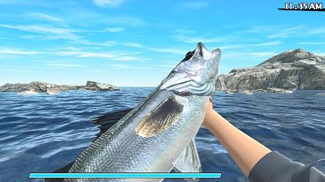 Reel Fishing: Road Trip Adventure Gameplay