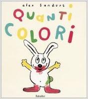 libri sui colori per bambini piccoli