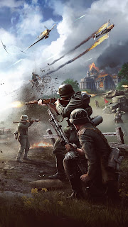 Heroes & Generals Mobile HD Wallpaper
