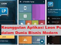 Keunggulan Aplikasi Leon Pulsa dalam Dunia Bisnis Modern