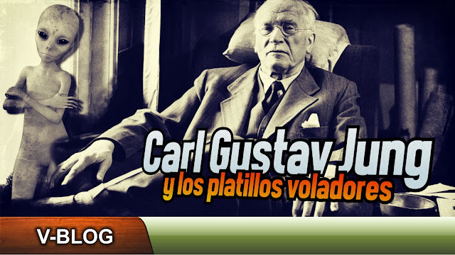 Carl Gustav Jung y los platillos voladores