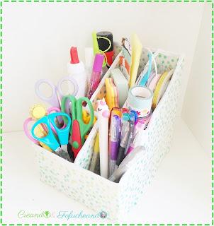 Organizador-de-escritorio-2-Manualidades-con-cartón-joyero-y-organizador-de-escritorio-creando-y-fofucheando