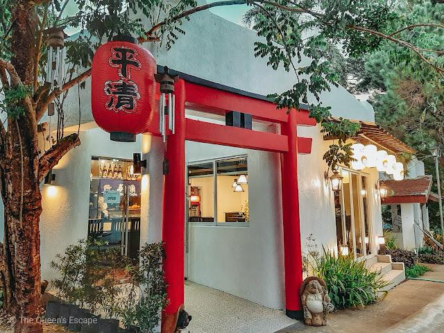 Hirasei Japanese Restaurant In La Bella Tagaytay The