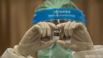 Bio Farma: Pemerintah Percepat Distribusi Vaksin, Stok Aman