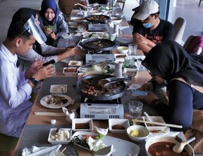 Pecinta Drakor Wajib Mencoba Korean BBQ di Harris Resort Barelang