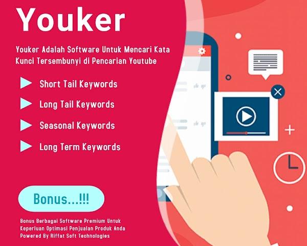Youker! Cara Riset Keyword Video Youtube Yang Paling Banyak Dicari