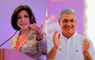 Margarita Cedeño como compañera de Gonzalo atraería desertores del PLD