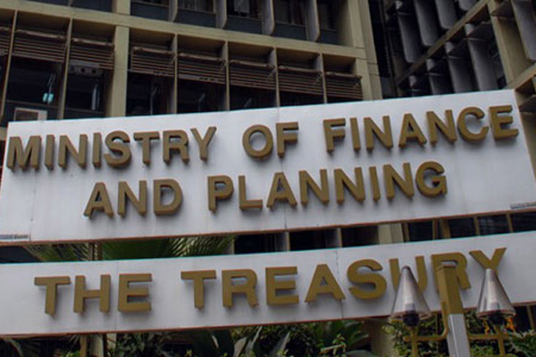 Ministry of Finance, Treasury Kenya