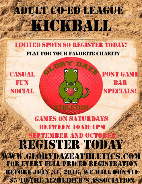 Adult Co-Ed Kickball Comes to Hackensack