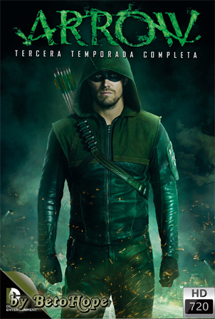 Arrow Temporada 3 [720p] [Latino-Ingles] [MEGA]