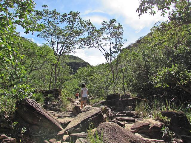 Cachoeira Véu da Noiva, Minas Gerais