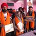 कानपुर:- सम्मानित की गई शहर की बेटी उजमा इकबाल सोलंकी