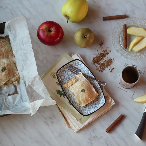 Jabłecznik bez glutenu