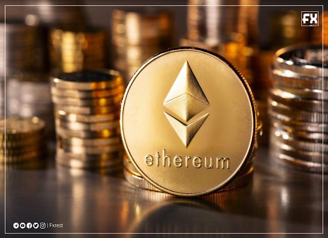 أحد عقود إيداع Ethereum  يتجاوز قيمته 25$ مليار من الإيثيروم