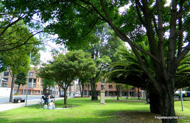 Parque de la 93, Bogotá