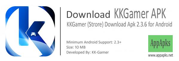 KK Gamer Apk